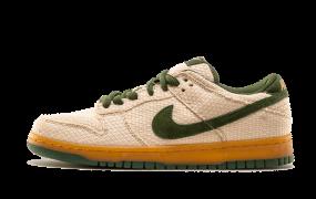 """运动鞋讲座:Nike SB Dunk Low"""" Green Hemp"""""""