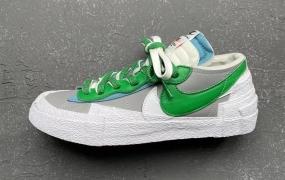 """详细了解Sacai x Nike Blazer Low""""岩浆橙"""""""