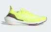 "adidas Ultra Boost 2021"" Solar Yellow""官方照片"