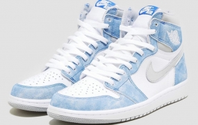 "详细了解Air Jordan 1 High OG"" Hyper Royal"""
