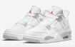 """第一眼:Air Jordan 4"""" White Oreo"""""""