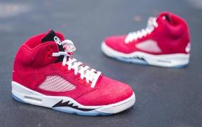 """Air Jordan 5"""" Oklahoma"""" PE的详细介绍"""