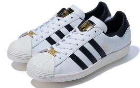 BAPE发布新的adidas Superstars