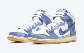 Carpet Company x Nike SB Dunk High的官方照片
