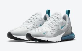 Nike Air Max 270配以Tiffany Blue亮相