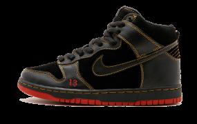 """运动鞋讲座:Nike SB Dunk High""""Unlucky"""""""