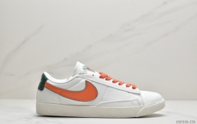 "耐克Stranger Things x Nike Blazer Mid ""Hawkins High""怪奇物语联名复古低帮休闲板鞋"