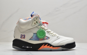"Air Jordan 5 Retro ""Grape"" 白紫葡萄 AJ5 乔丹5代 aj5 乔5 白紫葡萄篮球鞋"