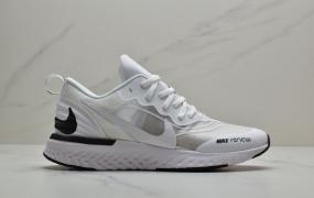 耐克Nike Epic React Flyknit 2 透明网纱 泡沫颗粒编织超轻缓震跑步鞋