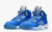 """Air Jordan 5"""" Bluebird""""将于十月发布"""