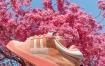 Bad Bunny发布了adidas Forum Buckle Low粉红色