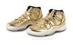 """详细了解Usher的Air Jordan 11"""" Metallic Gold""""样品"""