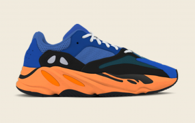 "adidas Yeezy Boost 700"" Bright Blue""发售日期"