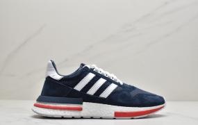 阿迪达斯/Adidas Originals ZX500 XC 复古跑鞋