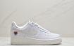 """耐克 Nike Air Force 1 Af1 Valentine""""SDAY' """" 情人节限定 """"空军一号低帮时尚休闲运动板鞋"""