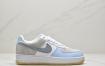 """耐克Nike Air Force1 MID x Reigning Champ 空军一号""""卫冕冠军四代""""低帮运动休闲板鞋"""
