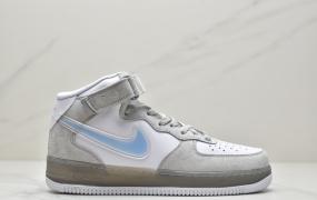 """耐克Nike Air Force 1 Low """"乳白中帮"""" 空军一号经典款运动板鞋"""
