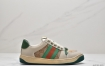 Gucci Distressed Screener sneaker 古驰小脏鞋系列