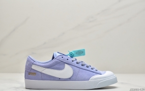 耐克Superm e x Nike SB Zoom Blazer Low XT 杀人头鲸包头滑板鞋