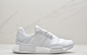 阿迪达斯 Adidas NMD Runner Pk 针织面街头风经典百搭跑步鞋