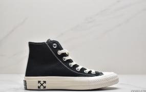 匡威Converse x Miley Cyrus麦莉联名Pride彩虹波点帆布鞋