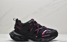 巴黎世家Balenciaga Tess S. Gomma Trek Low Top Sneakers3.0代复古野跑姥爹潮流百搭慢跑鞋