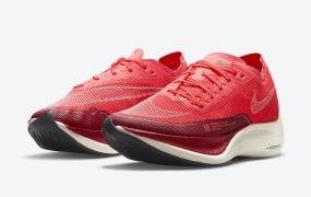 耐克Nike ZoomX VaporFly NEXT%2发布了红色配色