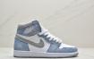 """耐克Nike Air Jordan 1 Retro High OG """"Hyper Royal""""AJ1复古经典高帮百搭文化篮球鞋"""