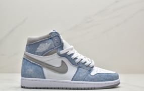 "耐克Nike Air Jordan 1 Retro High OG ""Hyper Royal""AJ1复古经典高帮百搭文化篮球鞋"