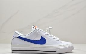 耐克Nike Court Legacy 轻便透气复古休闲鞋运动板鞋