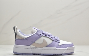耐克Nike Dunk Low Disrupt 解构板鞋