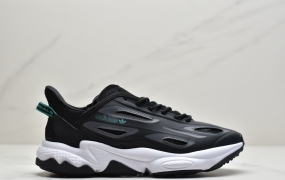 阿迪达斯Adidas Originals Ozweego WS2 简版椰子男女复古跑步鞋