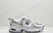 New Balance 新百伦MR530FWI系列 夏季网面复古跑鞋