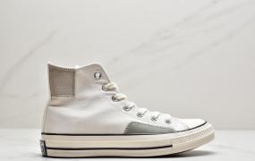 匡威Converse Chuck Taylor All Star 1970s High明星经典中性高帮帆布休闲运动硫化鞋