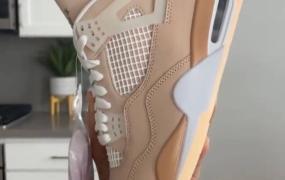 """第一眼:Air Jordan 4 """"Shimmer"""""""