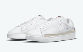 "Nike Blazer Low X Surfaces in ""White Volt"""