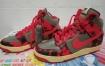 """第一眼:Nike Dunk High """"Red Camo"""""""