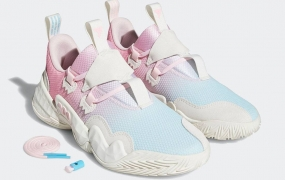 """adidas Trae Young 1 """"ICEE"""" 官方照片"""