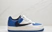耐克Air Force 1'07 空军一号 AF1 蓝色闪电经典低帮百搭休闲运动板鞋