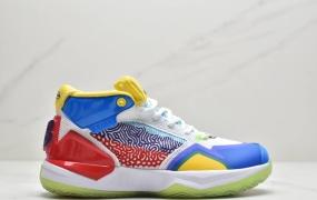 OMN1S NB 伦纳德1代全明星The Kawhi 1糖果联名黑蓝中国风篮球鞋