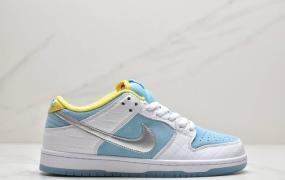 耐克 Nike SB Dunk Low FTC Skateboarding 联名扣篮板鞋