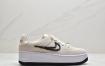 Nike Air Force 1 Sage Low 鼠尾草低帮 轮廓塑料Swoosh标志 空军一号休闲板鞋
