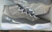 """2021 年 Air Jordan 11 """"Cool Grey"""" 细节图"""