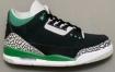 """近距离观察 Air Jordan 3 """"Pine Green"""""""