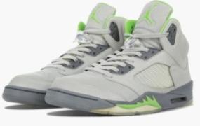 "Air Jordan 5 ""Green Bean"" 2022 年回归"