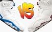 """更好的 Air Jordan 6:""""运动蓝""""或""""栗色"""""""