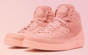 """运动鞋谈:Don C x Air Jordan 2 """"北极橙"""""""