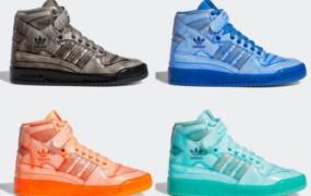 Jeremy Scott 的 adidas Forum Dipped Styles 将于 10 月 2 日发售
