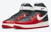 NBA x Nike Air Force 1 High 以黑色和红色亮相