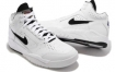 Nike Air Flight Lite Mid 回归白色和黑色